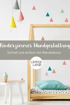 Babyzimmer wandgestaltung mädchen  137 best Kinderzimmer Mädchen images on Pinterest | Ikea hacks ...