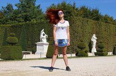 Jardim de Versalhes! Lugar lindooo! Agora vamos voltar pra Paris pois temos muitos lugares para conhecer ainda! #paris #france #frança #europa #europe #palaciodeversalhes