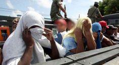 Detienen en Honduras 21 inmigrantes cubanos que pretendían viajar a EEUU
