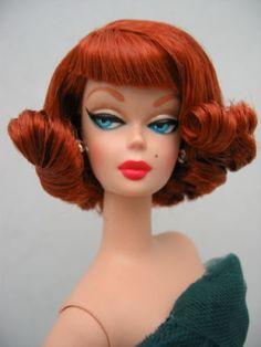 Silkstone Barbie Retro Look OOAK Wonderbilly | eBay