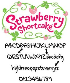 How to find and use special fonts for decorating cookies. Good to know!