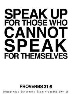 Speak up #AutismAwareness