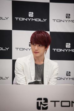 kim jae joong --- JYJ TonyMoly Global Fan Meeting