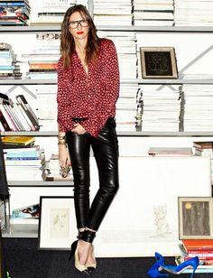 os Achados | Moda | Musa de Estilo Jenna Lyons