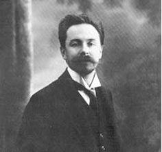Portrait Alexandre Scriabin