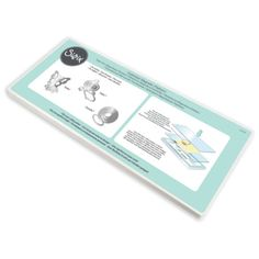 Sizzix-Wafer-Thin-Dies-Extended-Magnetic-Platform-14-5-X6