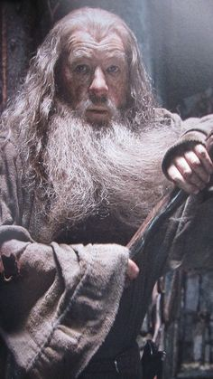Gandalf could not have been more perfectly cast.