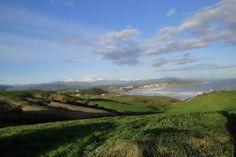 Centro de Interpretación del Parque Natural de Oyambre Panorámica del parque  Cantabria Cantabriarural