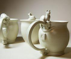 Custom Ceramic Coffee Cups.