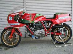 Ducati 950 NCR tt1