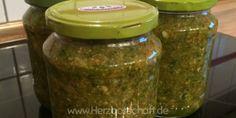 Rezept: Selbstgemachte haltbare Gemüsebrühe ohne Glutamat - ♡ Herzbotschaft.de ♥