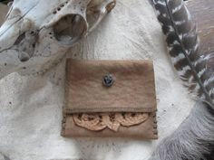 Astral Traveller Hand Sewn Clutch Purse by ForestFernCreations, $22.00