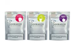 Doobacco Tobacco, made in Switzerland, is kept in a convenient tin. With only 5 gramm you will experience 2 hrs of smoking.