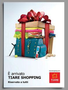Resultado de imagen de shopping mall advertising campaign