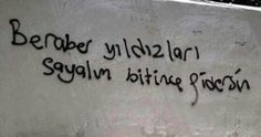 New post on senden-kalanlarimla-yalnizim Wall Quotes, Poetry Quotes, Book Quotes, Graffiti Writing, Touching Words, Literature Quotes, Graffiti Wallpaper, Romantic Love Quotes, Good Life Quotes