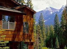Wuksachi Lodge - Sequoia National Park