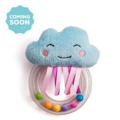 hochet nuage heureux | Taf Toys