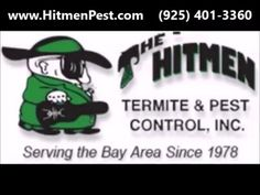 Find out more about the experts at Hitmen Termite and Pest Control in this quick video demonstration. #PestControl #Pleasanton #Exterminators