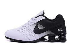 1adeaa42712 Find Men Shox Deliver White Black Authentic online or in Footlocker. Shop  Top Brands and the latest styles Men Shox Deliver White Black Authentic of  at ...
