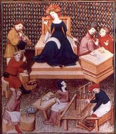 """Amy Kelly, in her article """"Eleanor of Aquitaine and her Courts of Love"""", gives a very plausible description of the origins of the rules of Eleanor's court: """"in the Poitevin code, man is the property, the very thing of woman; whereas a precisely contrary state of things existed in the adjacent realms of the two kings from whom the reigning duchess of Aquitaine was estranged."""""""