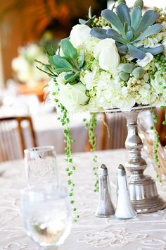 Photography By / http://gillettphoto.com,Floral Design   Decor By / http://seascapeflowers.com