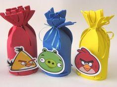 Trouxinha cordão Angry Birds-Cortes para montar  www.petilola.com.br