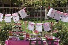Ava's 1st Birthday Party