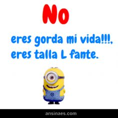 q terrible, LOL! Really Funny, The Funny, Minion S, Spanish Jokes, Minion Pictures, Frases Humor, Laugh A Lot, Funny Times, Encouragement Quotes