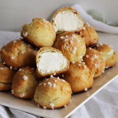 Dessert Ww, Profiteroles, Pretzel Bites, Bread, Articles, Lol, Preston, Ramadan, Pasta