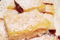 Gluten-Free Meyer Lemon Bars with Coconut Shortbread and CSA Meanderings