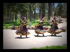 Las Alazanas - Ballet Folklorico Lucio Gamboa - YouTube