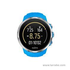 3200227f03d1 Reloj Suunto Spartan Sport Blue HR integra herramientas de planificación  semanal