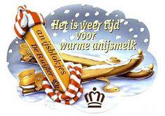 Drinks Around the World: Anijsmelk (Netherlands)