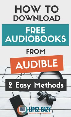 Check out 2 simple methods that you can use to access Audible books for free without even paying a single penny Audio Books For Kids, Books For Teens, Free Audio Books, Teen Books, Free Books To Read, Ya Books, Good Books, Audible Books Free, Best Audiobooks