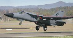 f-111 Bomber
