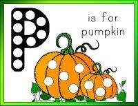 P Is For Pumpkin Confessions Of A Homeschooler