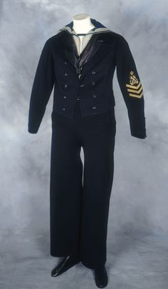 Royal Naval uniform: pattern 1895 - National Maritime Museum
