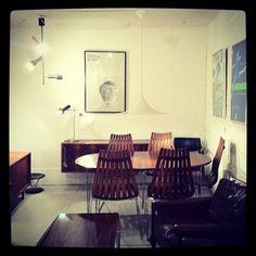 Mid century Danish furniture