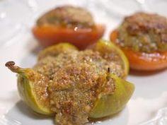 Pistachio-Stuffed Figs from Laura Calder.