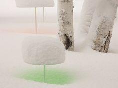 Snow Pallet III, Sapporo, 2012 - Toshihiko Shibuya Studio