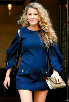 Blake Lively || Out and about in New York - June 22