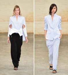 Yes this is my new love, Dion Lee, seriously I want the entire collection! More on my blog! www.trends-setters.com