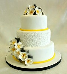 Delicious Wedding Cakes, Birthday Cakes & Cakes for all occasions - Manukau, Auckland - Celebration Cakes Purple Wedding Cakes, Elegant Wedding Cakes, Wedding Cake Designs, Wedding Ideas, Gorgeous Cakes, Pretty Cakes, Amazing Cakes, Fondant Cakes, Cupcake Cakes