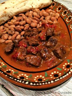 mexican cooking My nephew loves my mothers Carne Guisada. Like that young man could eat it every day. Growing up we had a lot of Mexican food and, unfortunately, I Meat Recipes, Mexican Food Recipes, Cooking Recipes, Healthy Recipes, Ethnic Recipes, Cake Recipes, Vegetarian Recipes, Recipes Dinner, Dining