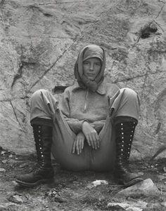 "Photo ""Charis, Lake Ediza"" by Edward Weston, [Charis] Wilson was an intellectually inclined, brazenly adventurous young woman of Edward Weston, Vintage Photography, Creative Photography, Portrait Photography, Urban Photography, Color Photography, Henry Westons, Matt Hardy, Tina Modotti"
