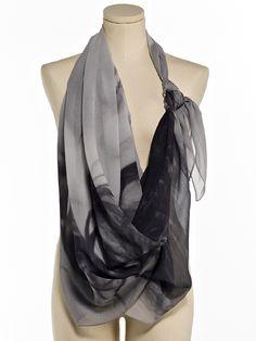lorena santin andrade symphonic ring scarf  www.kelleyandlorena.com