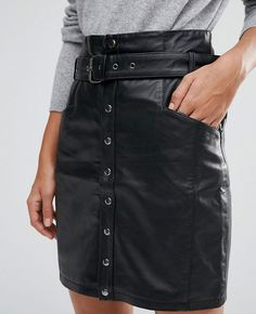 e66a73be7be9 Search for leather skirt at ASOS. Shop from over styles, including leather  skirt. Discover the latest women's and men's fashion online