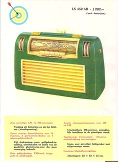 Antique Radio's Website - Thijs Bouma