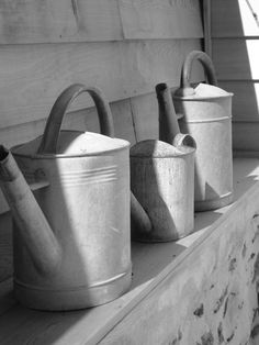 .WATERING CANS