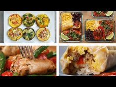 5 Meal-Prep Recipes - YouTube